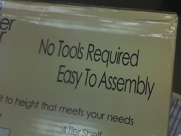 Easy To Assemble Typo