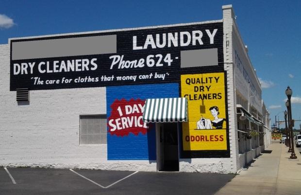 LaundryTypo